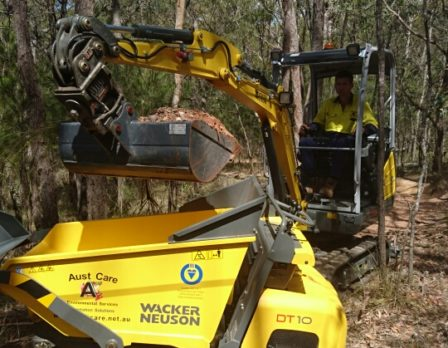 excavator-and-tracked-dumper
